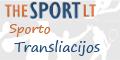 sporto transliacijos